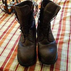 Cabela's outfitter hunting boots